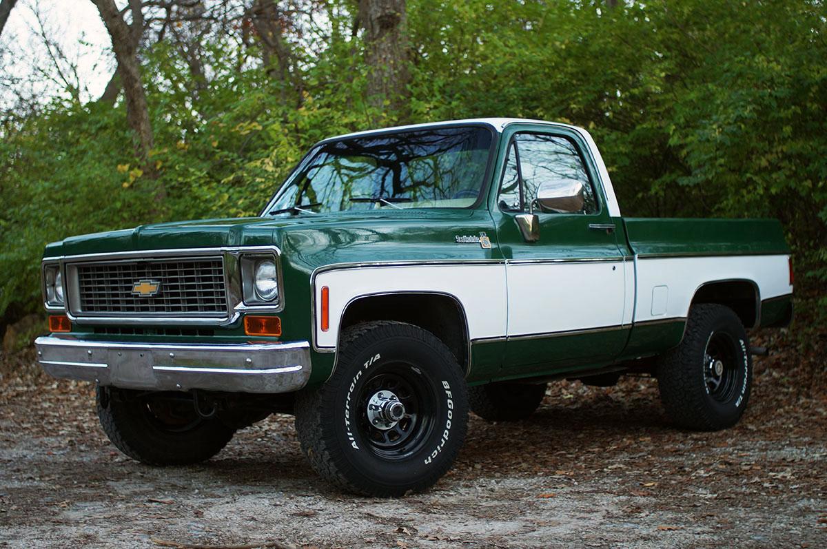 Chevy K10 Truck Restoration Conclusion Dan 183 Nix