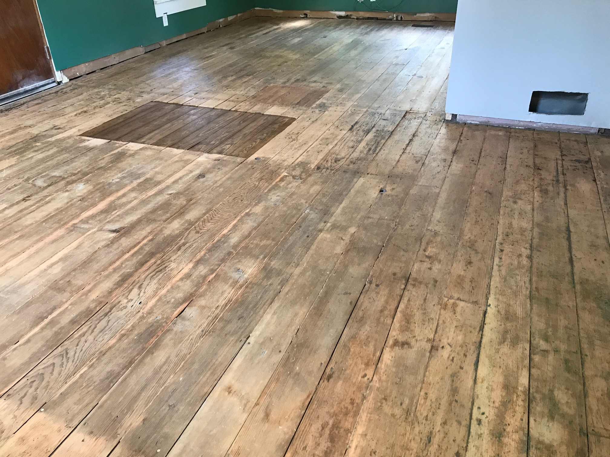 pin flooring floors antique fir douglas