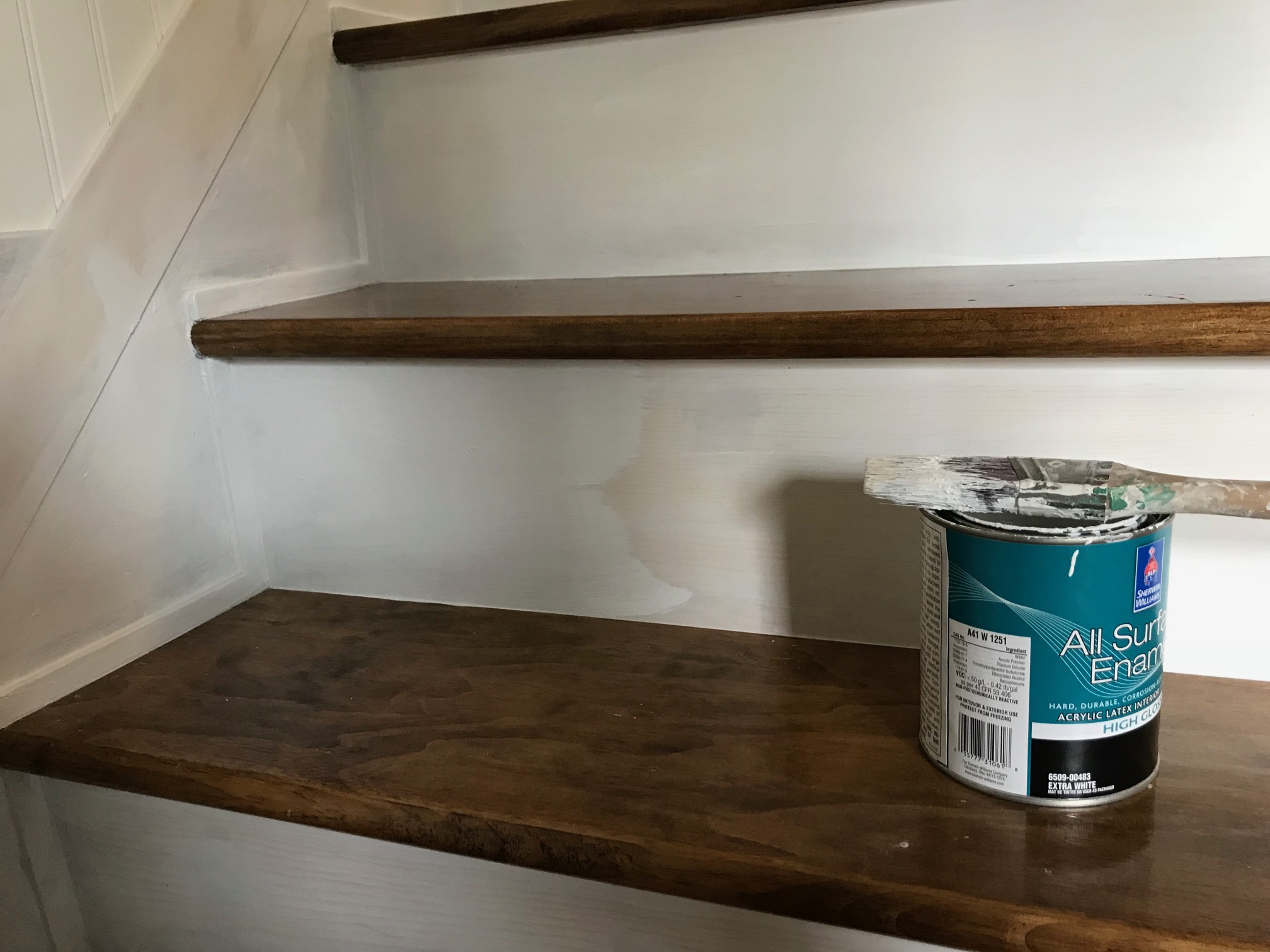 This Old Fixer Upper, part 5: Restoring the staircase | Dan·nix
