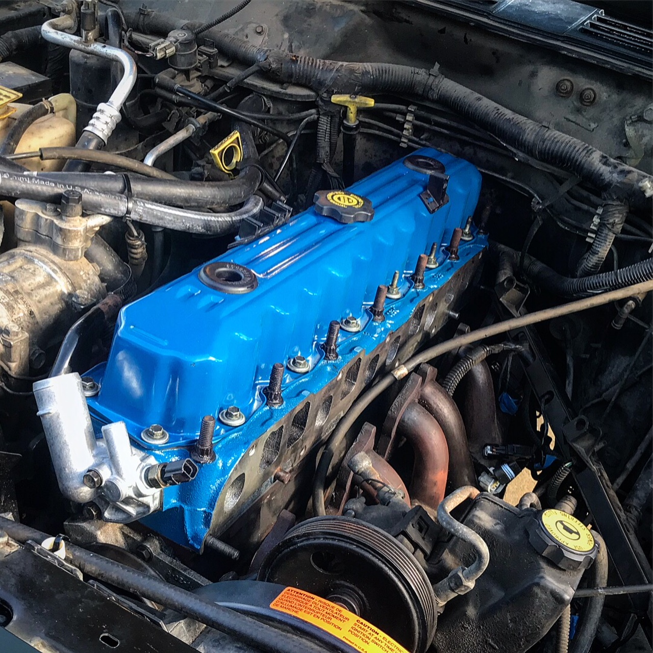Project Cherokeeper: Blown Head Gasket! Time to Rebuild the