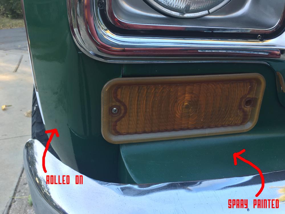 Rustoleum Paint Car Interior