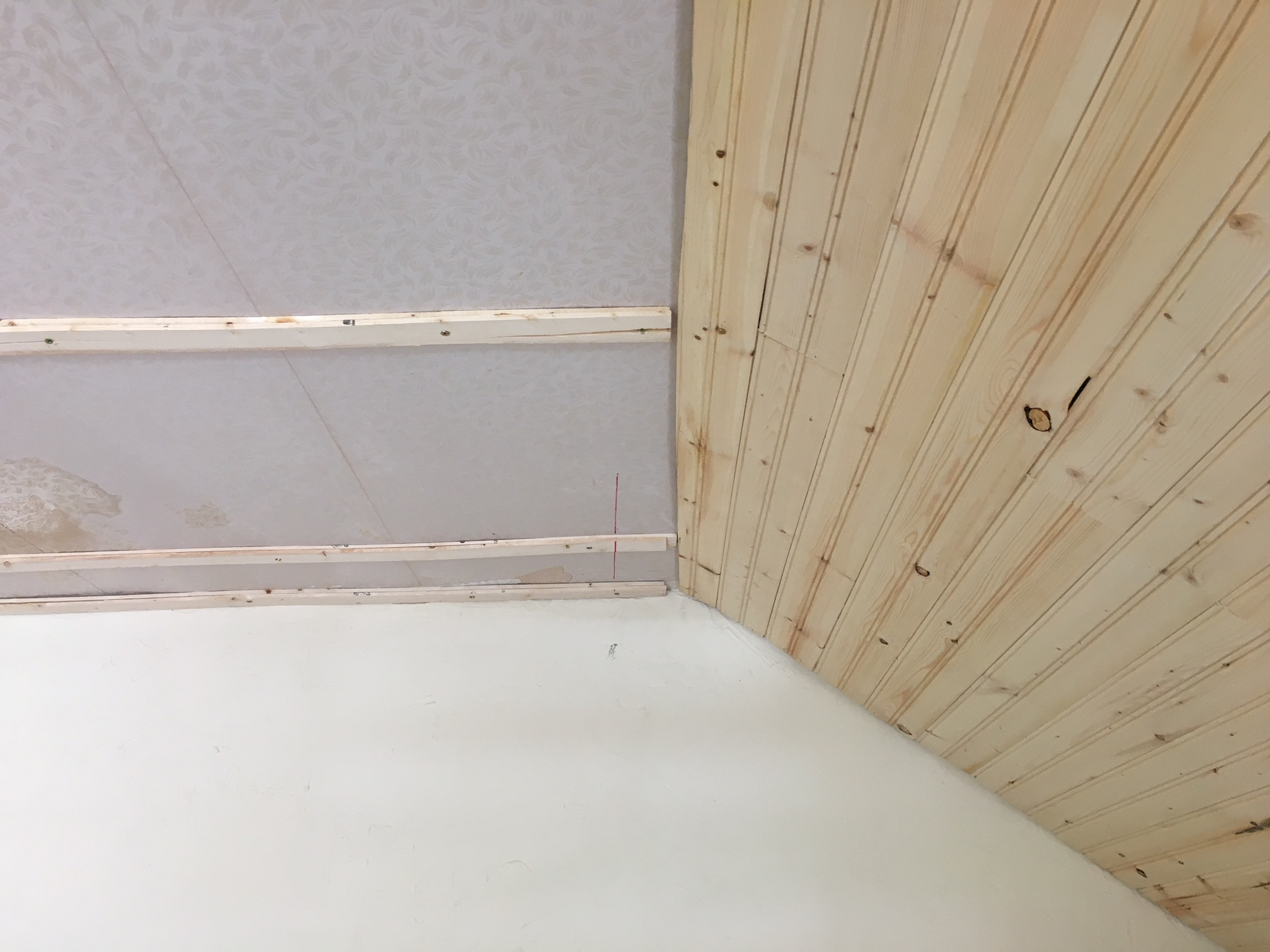 How To Install Tongue And Groove Panels On A Ceiling Dan Nix