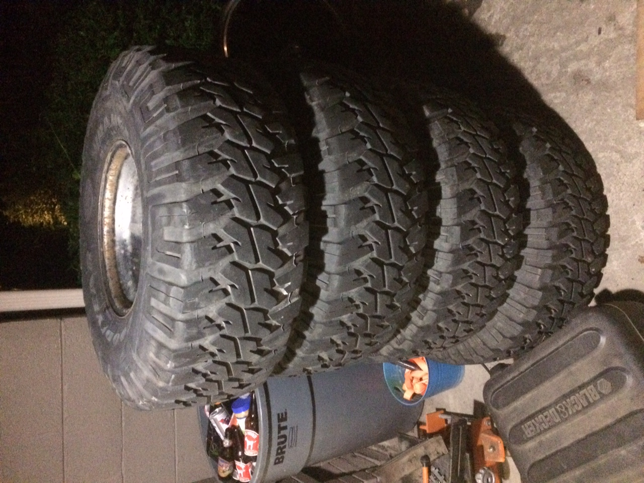 Used Mud Tires For Sale >> Chevy K10 Truck Restoration Phase 5 Suspension And Wheels Dan Nix