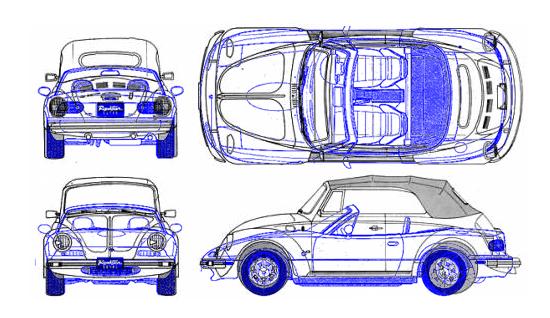 Unconventional Chassis Swap Idea, part 2: Beetle + Miata = Miatle ...