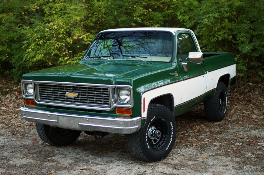 chevy c10 k10 truck restoration